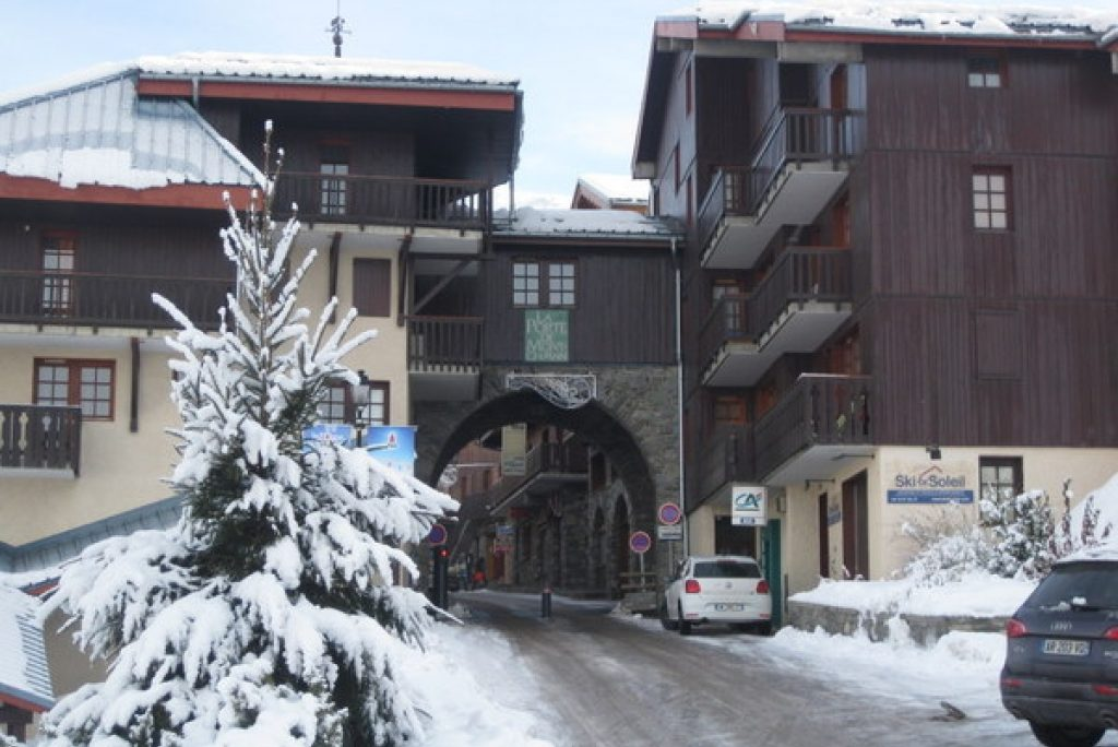 Chalet Snowflake in La Plagne (1)