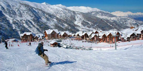 Valmeinier Ski Holidays (1)