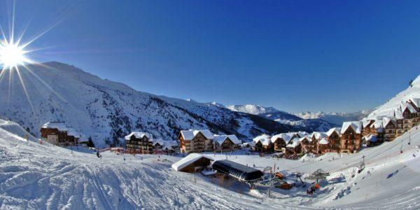 VALMEINIER – (SAVOIE – FRANCE) – Station de ski – Ski resort