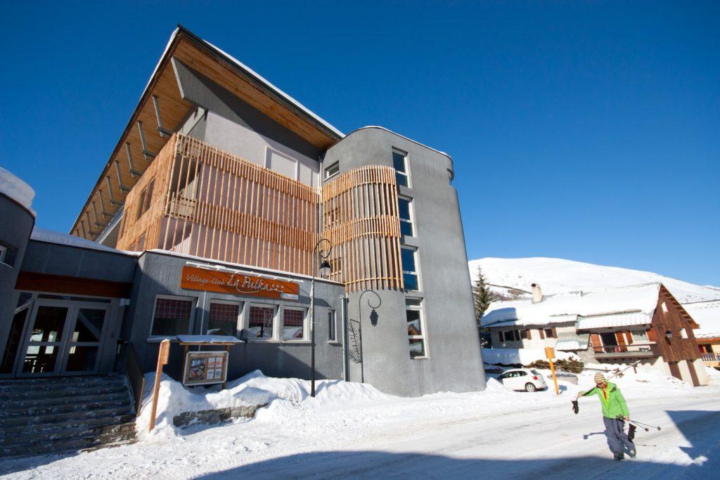 Village-club la Pulka Galibier in Valloire (2)