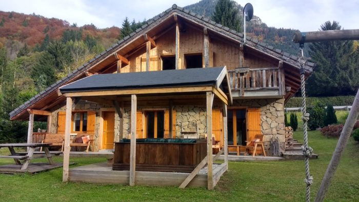 Chalet Allechant in Morzine (1)