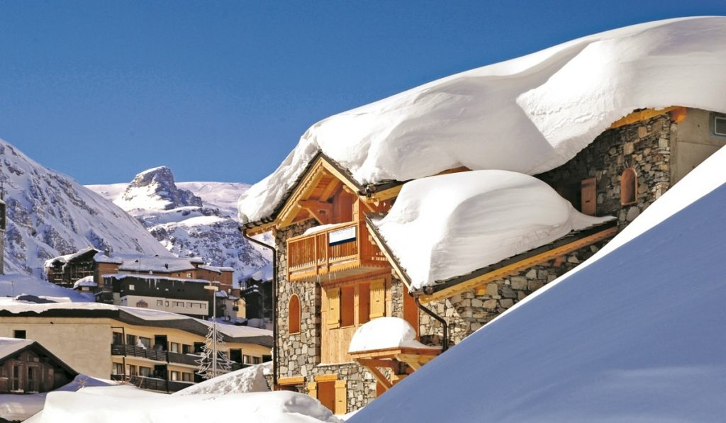 Chalet Anne-Marie in Tignes (1)