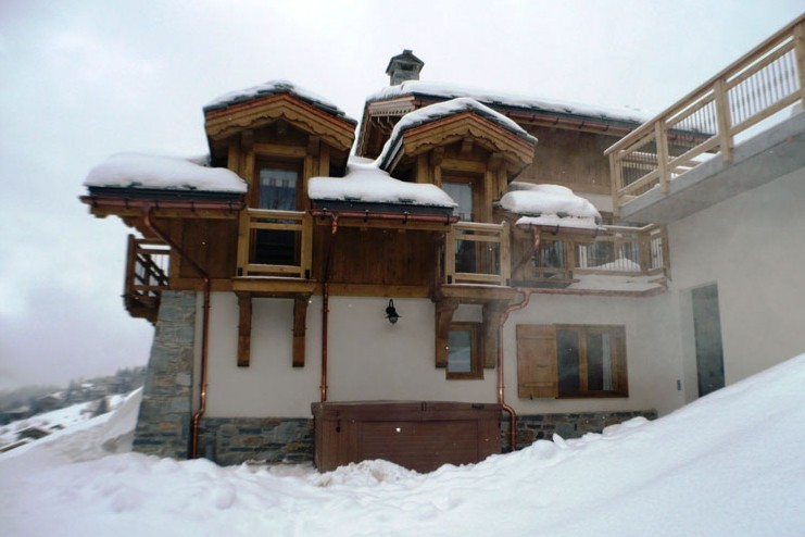 Chalet Estrella in Courchevel (1)
