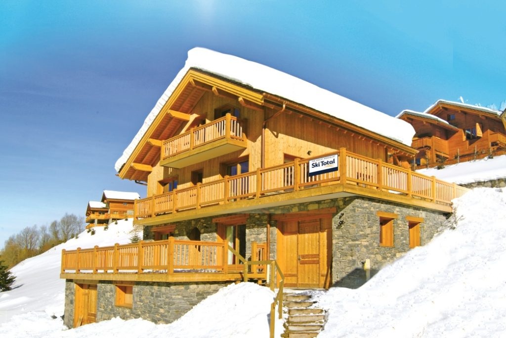 Chalet L'Ancolie in Meribel (2)