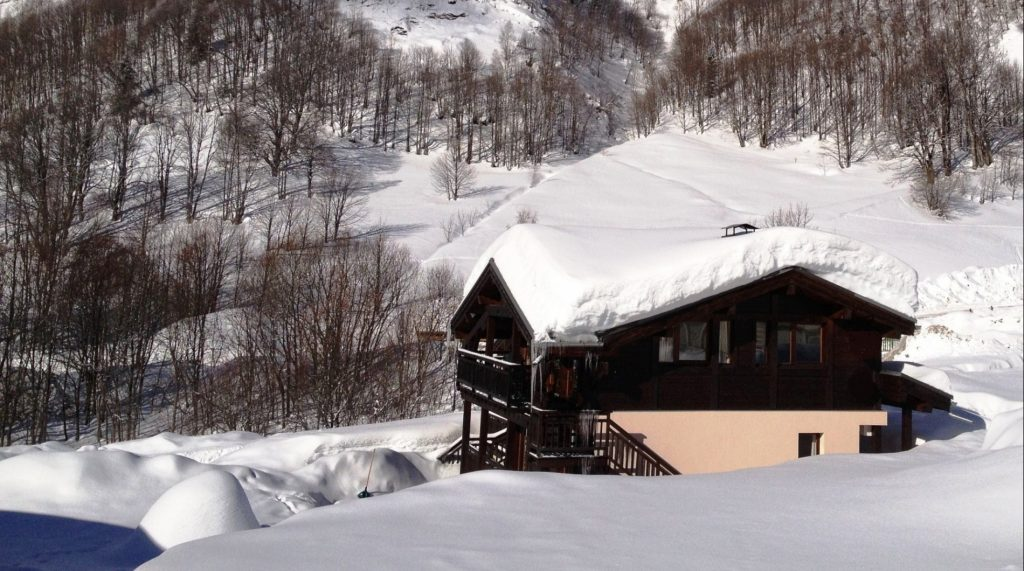 Chalet Les Seracs in Chamonix (1)
