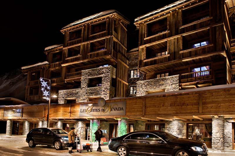Hotel Les Suites du Nevada in Tignes (1)