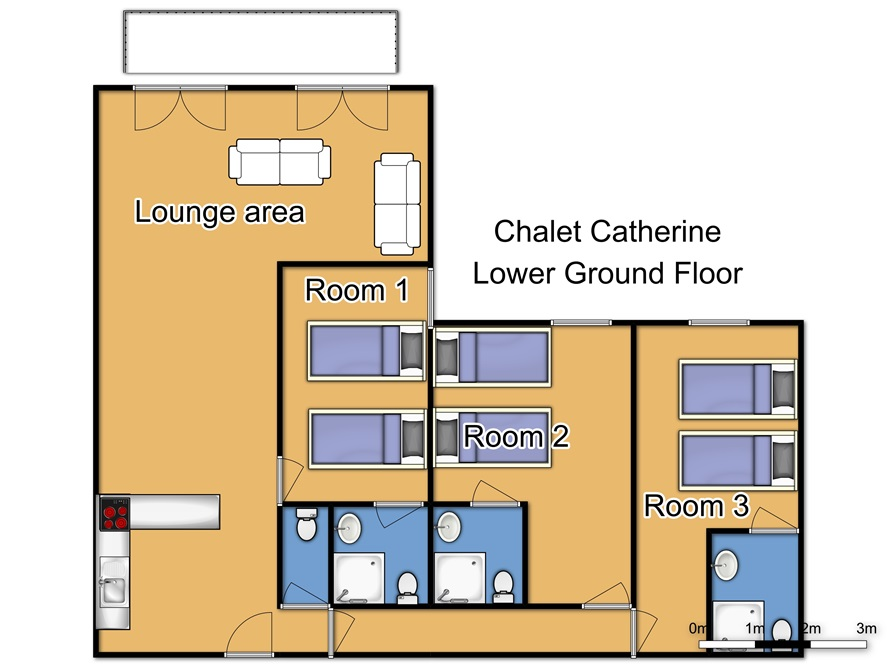 Chalet Catherine in Val Thorens (5)
