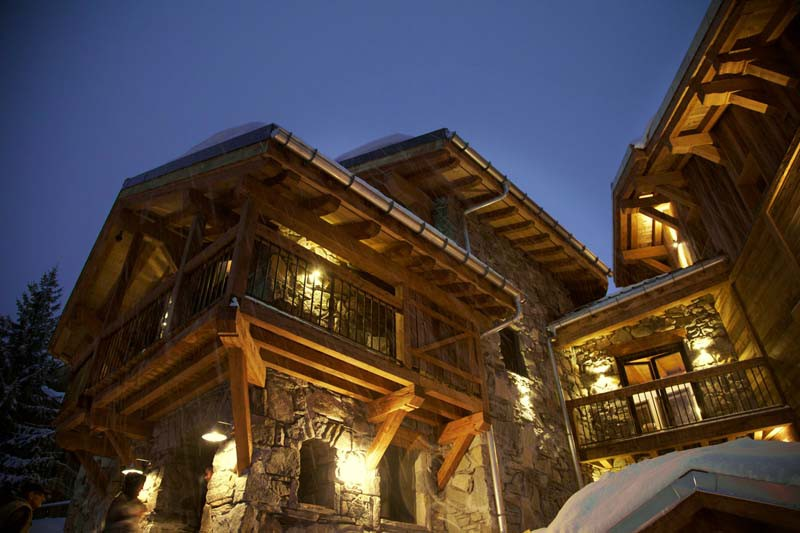 Chalet Jacques in Courchevel (1)
