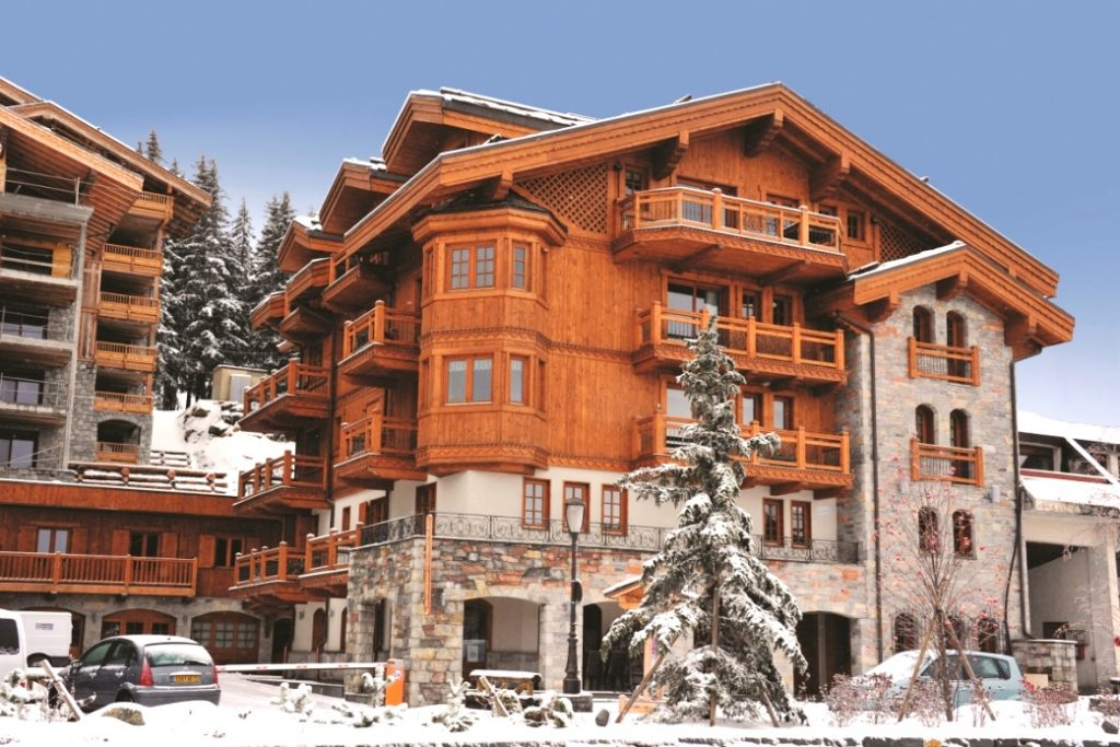 Chalet La Vieille Forge in Courchevel (1)