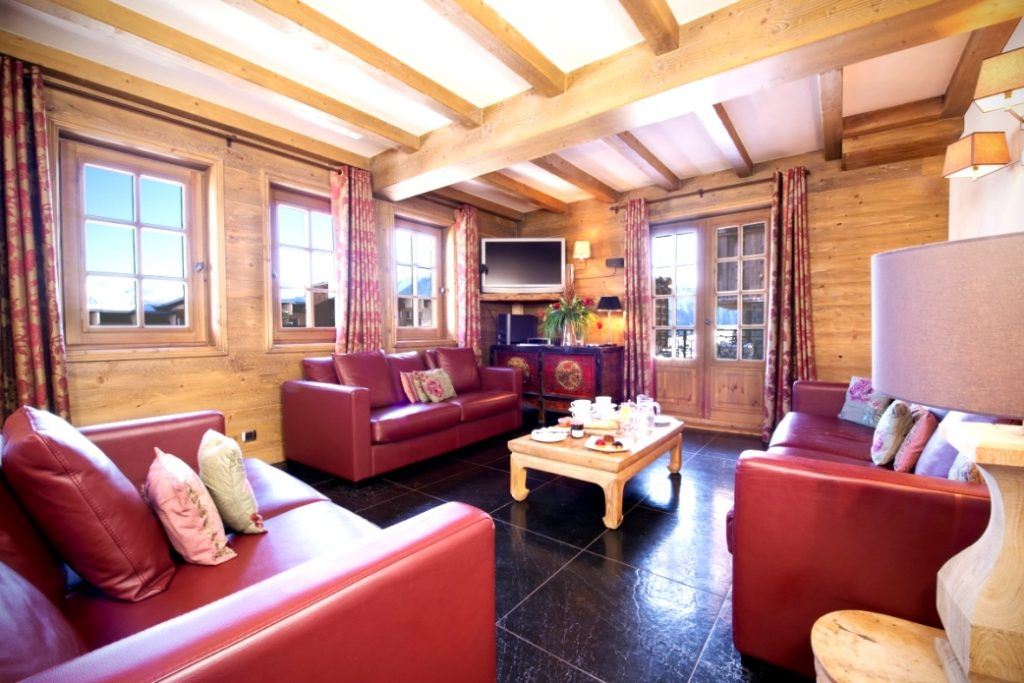 Chalet La Vieille Forge in Courchevel (2)