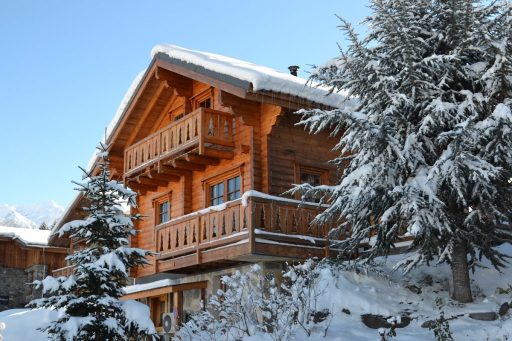 Chalet Les Sorbiers in Les Coches (1)