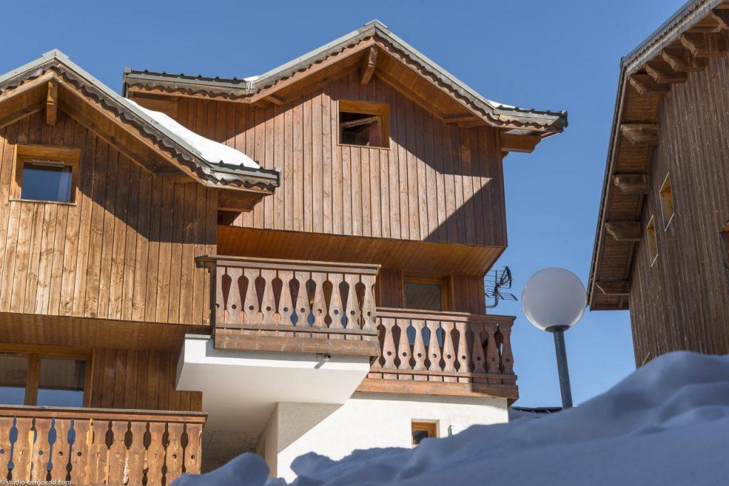 Les Chalets des Alpages in Plagne Soleil (2)