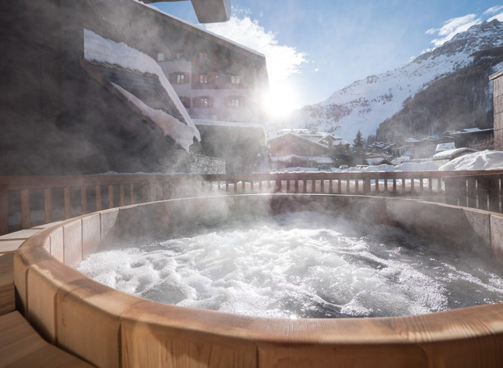 Aspen Hot Tub Suite 6 in Val d'Isere (1)