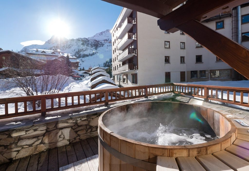 Aspen Hot Tub Suite 8 in Val d'Isere (4)