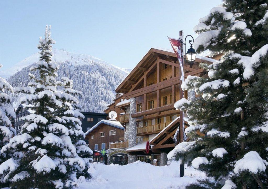 Aspen Lodge Penthouse Suite 10 in Val d'Isere (6)