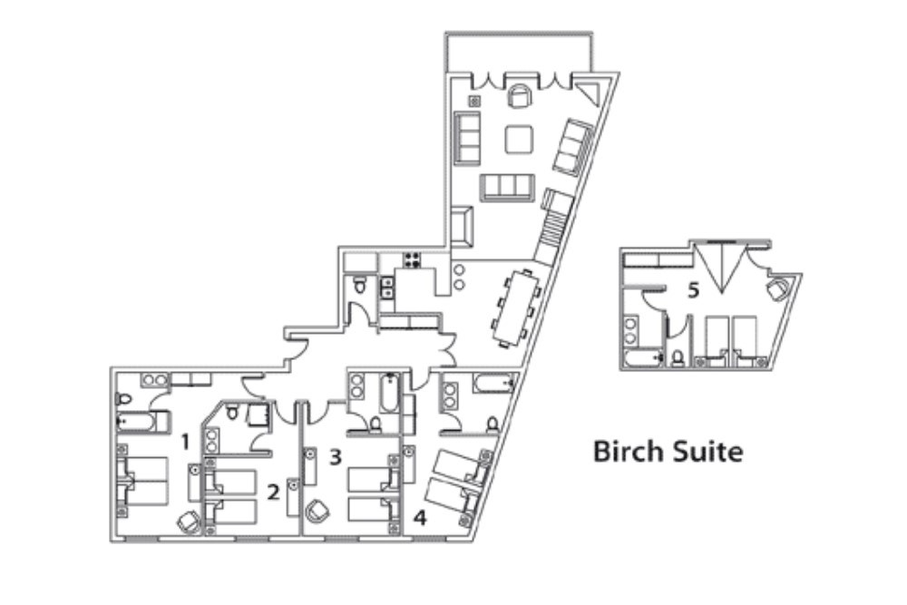 Aspen Lodge Penthouse Suite 10 in Val d'Isere (9)
