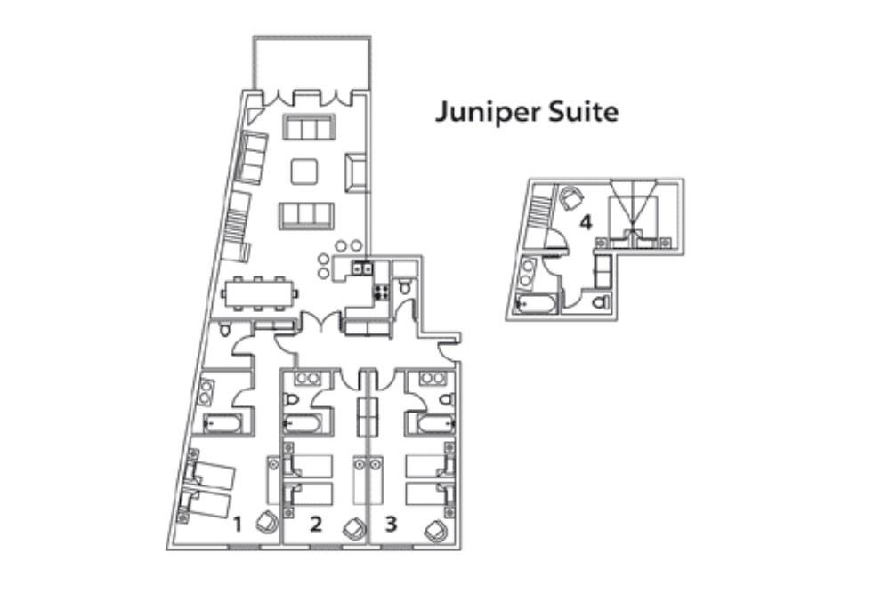 Aspen Lodge Penthouse Suite 8 in Val d'Isere (19)