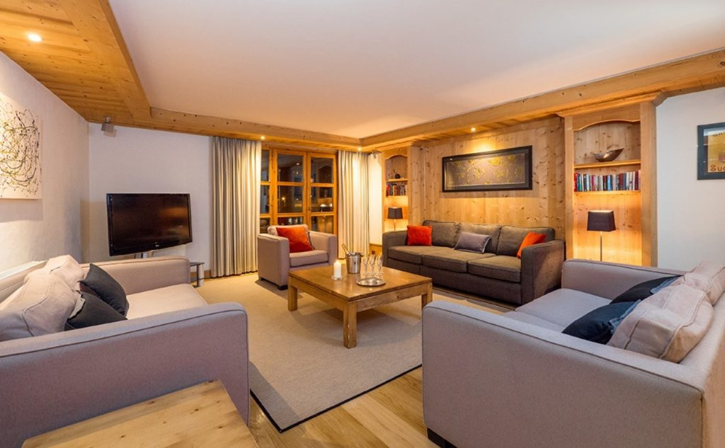 Aspen Lodge Suite 6 in Val d'Isere (1)