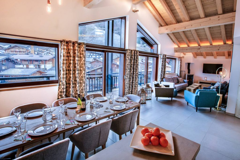 Chalet Chouette in Morzine (1)