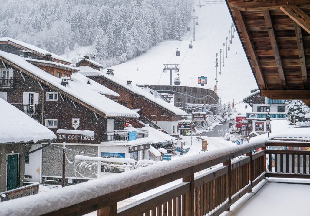 Chalet Colibri Penthouse in Morzine (1)