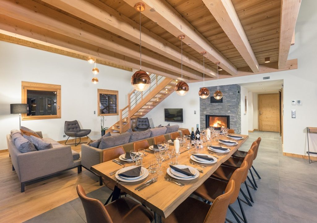 Chalet Colibri Penthouse in Morzine (19)