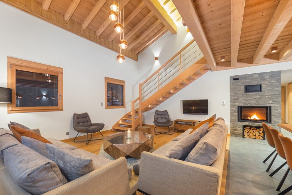 Chalet Colibri Penthouse in Morzine (23)
