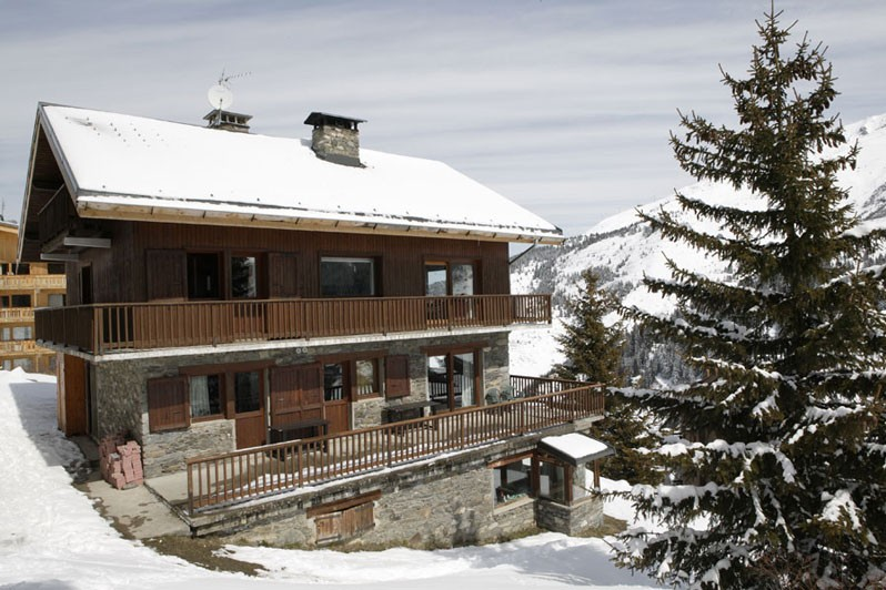 Chalet Elodie in Meribel (1)