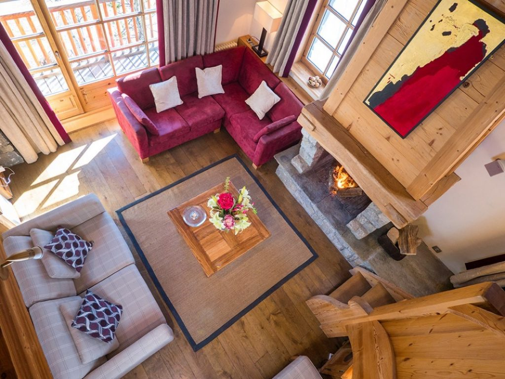 Chalet Klosters in Val d'Isere (1)