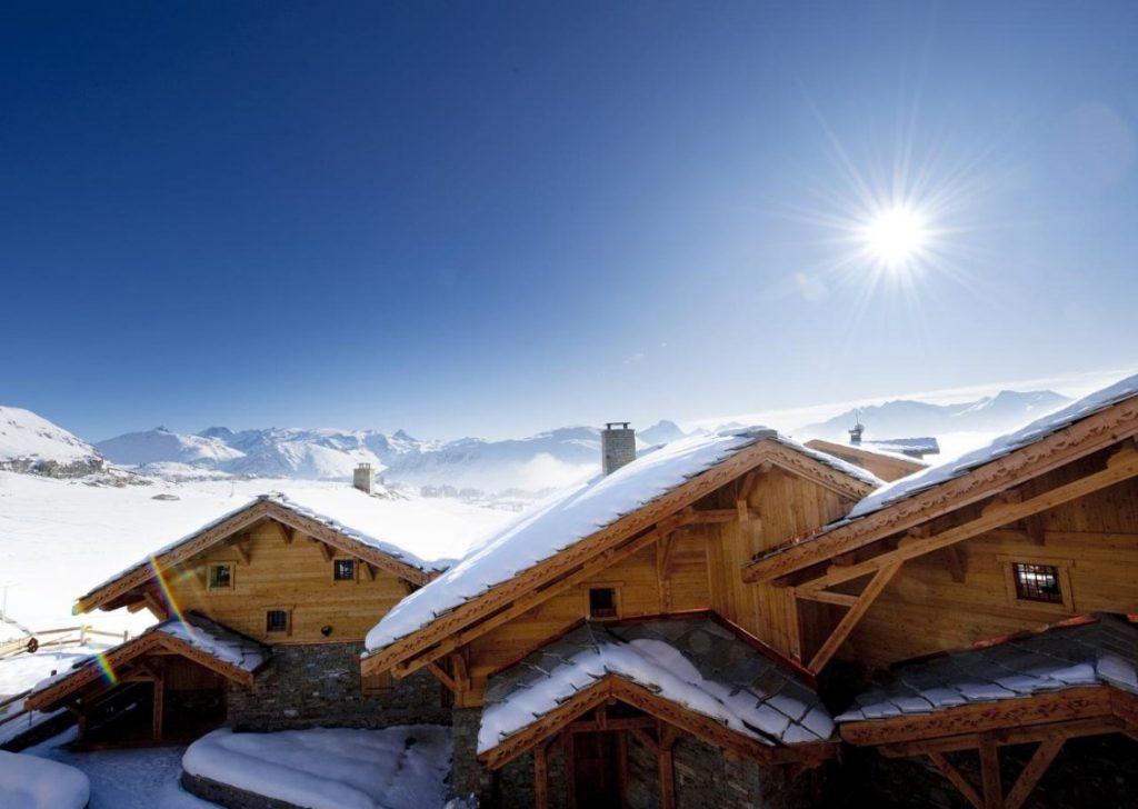 Chalet La Ferme in Alpe d'Huez (1)