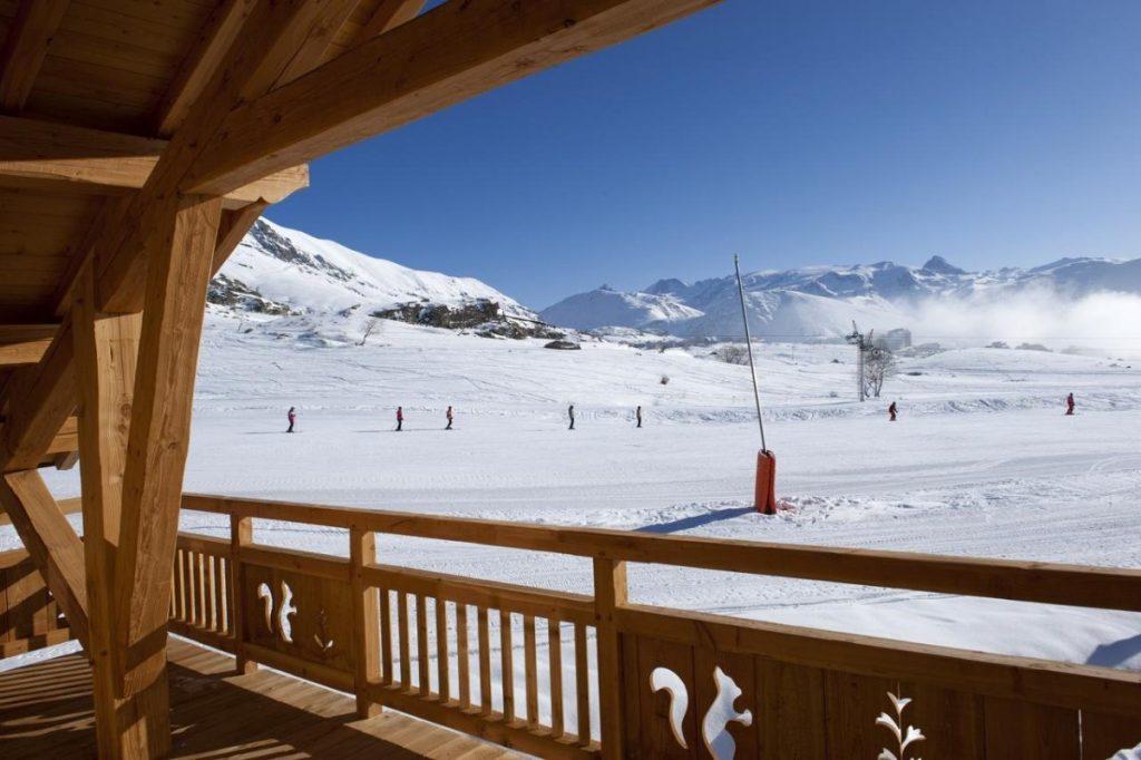 Chalet La Maison in Alpe d'Huez (1)