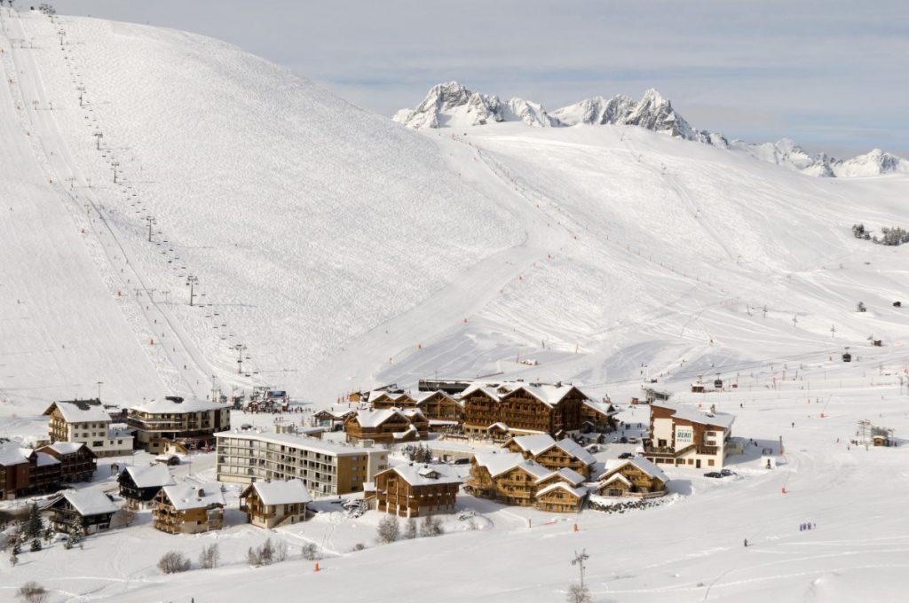 Chalet La Maison in Alpe d'Huez (2)