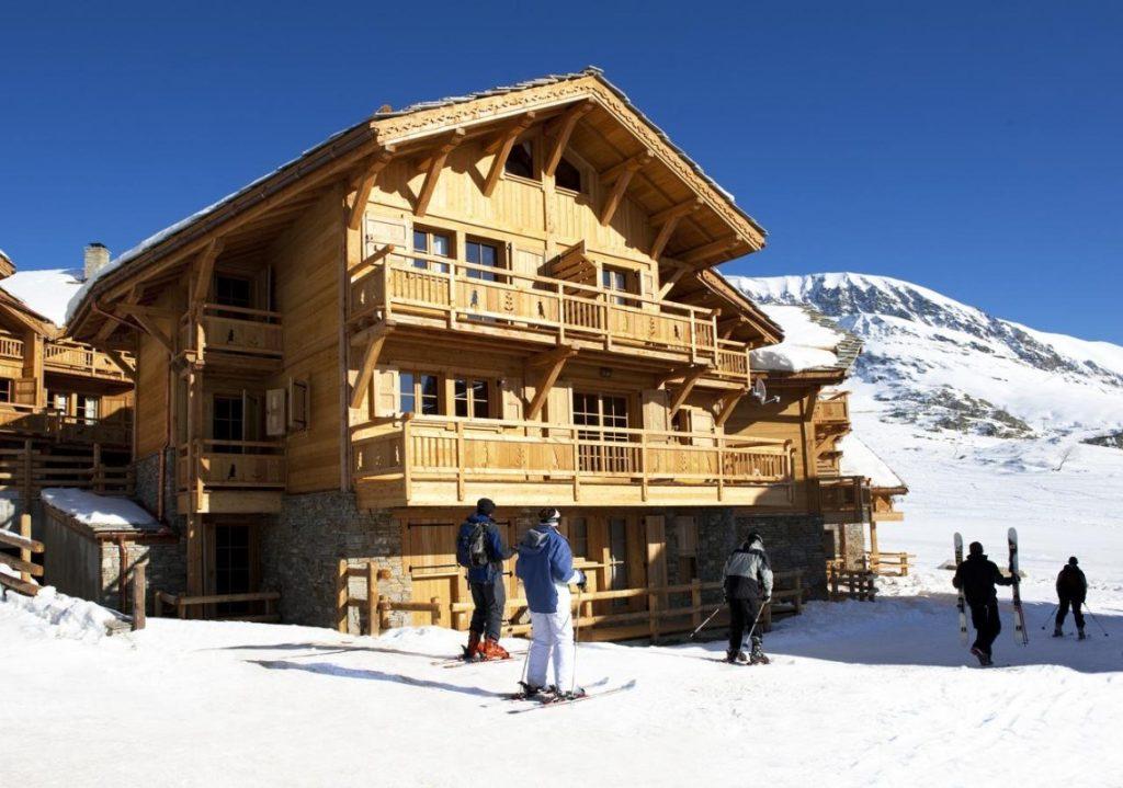 Chalet Le Manoir in Alpe d'Huez (1)