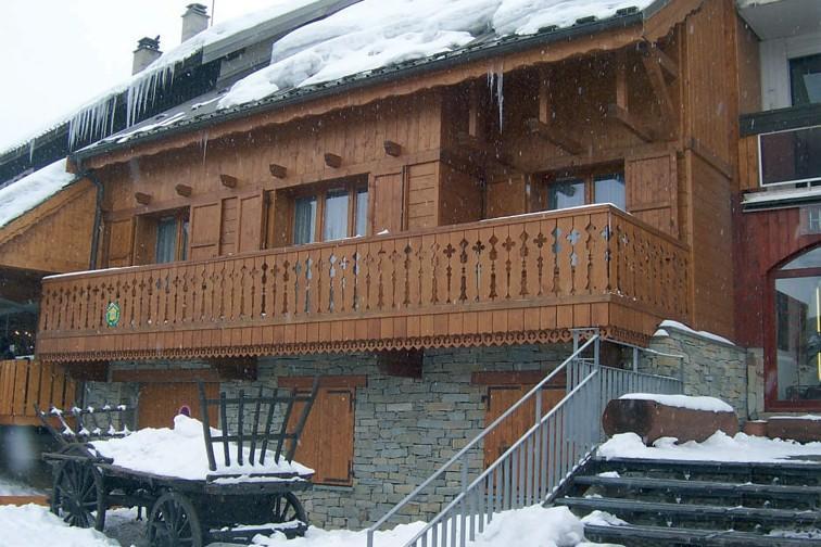 Chalet Les Rouses in Les Deux Alpes (1)