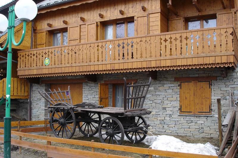 Chalet Les Rouses in Les Deux Alpes (2)