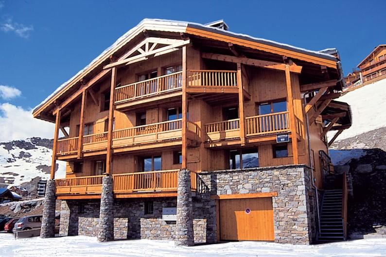 Chalet Peclet in Val Thorens (1)