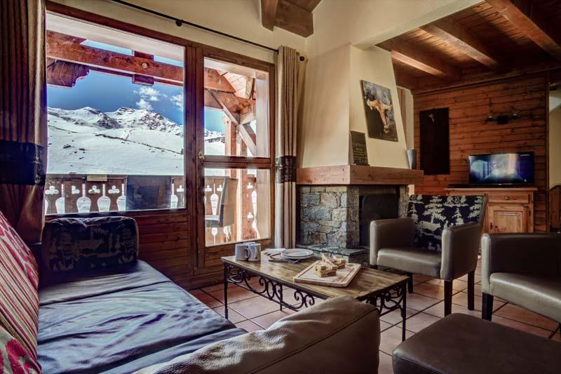 Chalet Rayon de Soleil in Val Thorens (11)