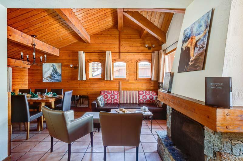 Chalet Rayon de Soleil in Val Thorens (9)