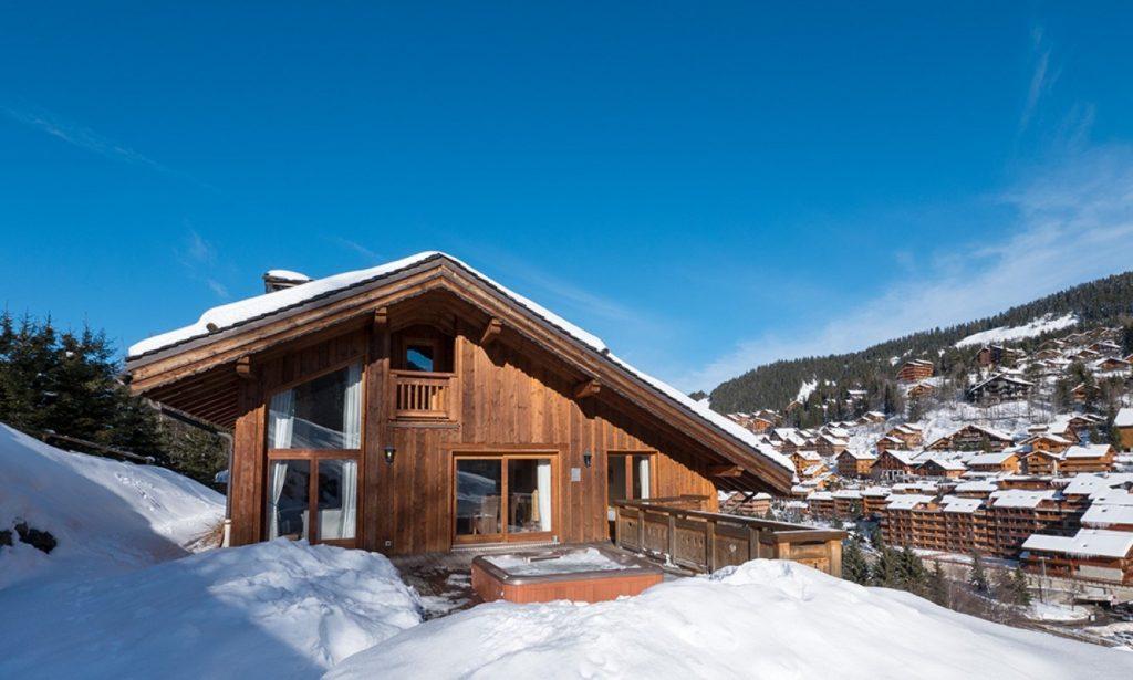 Chalet Taiga Lodge in Meribel (1)