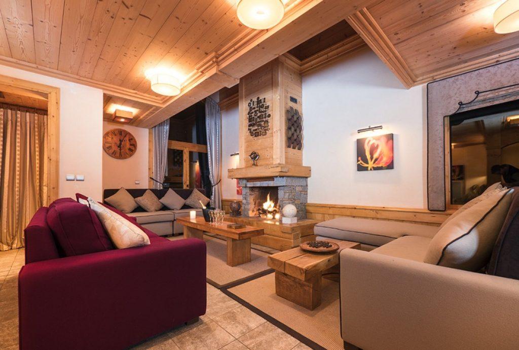 Chalet Taiga Lodge in Meribel (15)