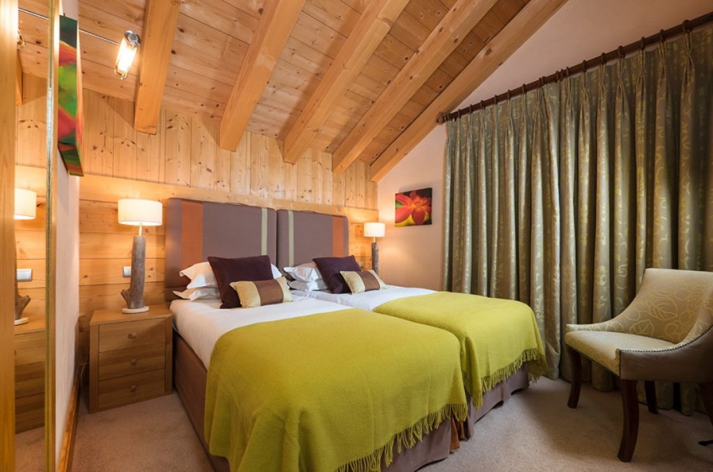 Chalet Taiga Lodge in Meribel (6)