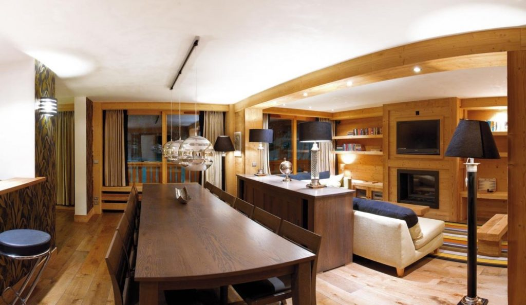 Lucerne Suite in La Plagne (3)