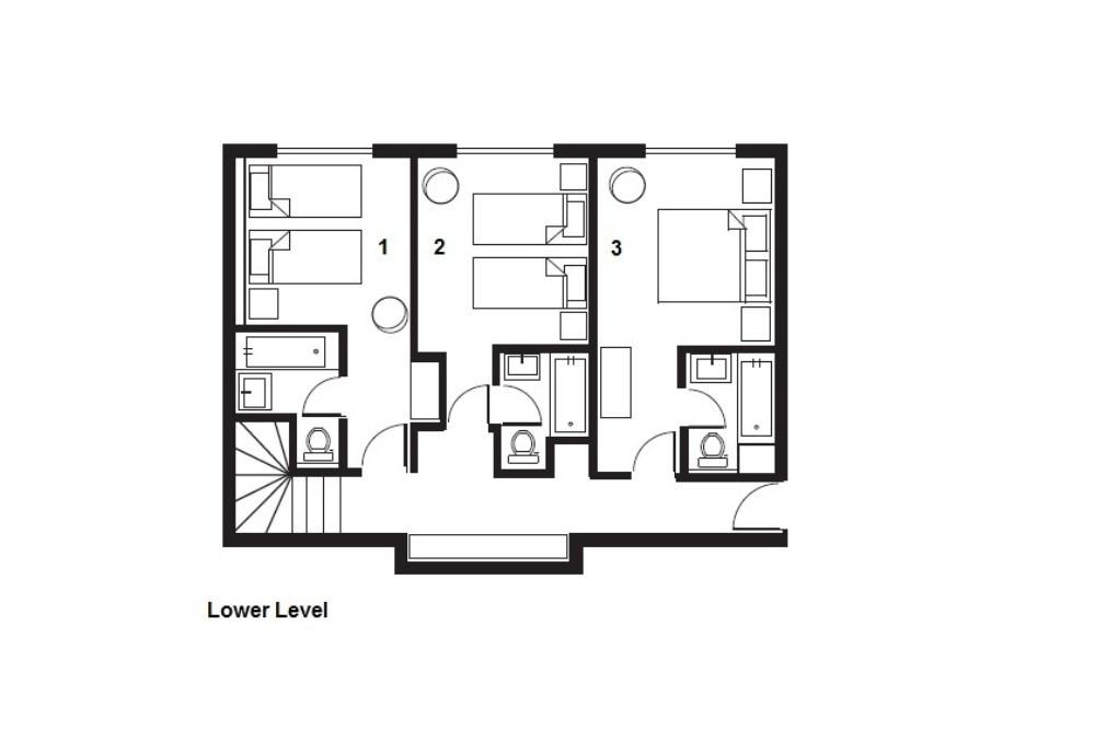 Lucerne Suite in La Plagne (7)