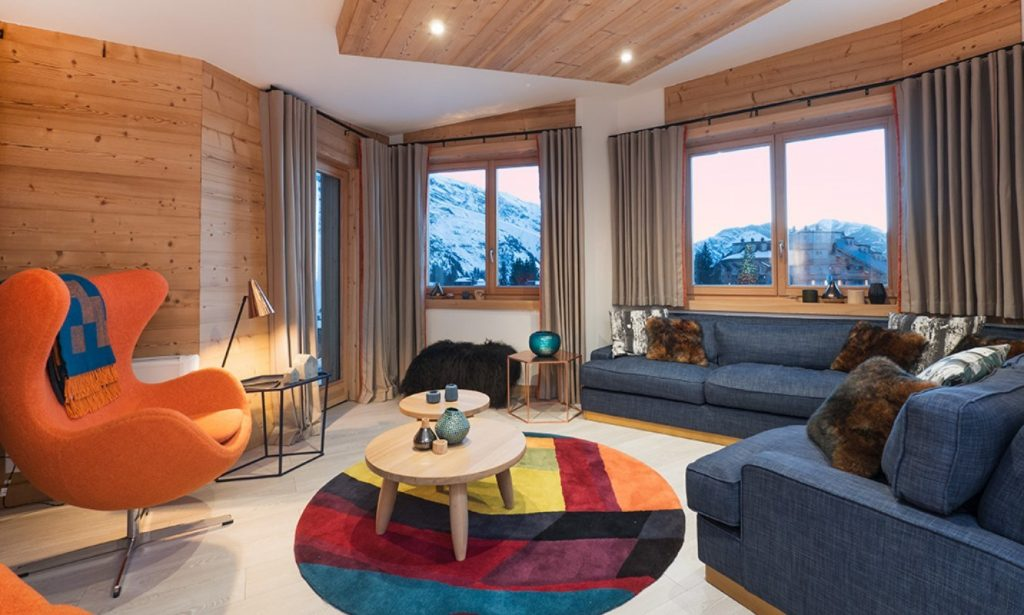 No 1 Penthouse in Avoriaz (1)