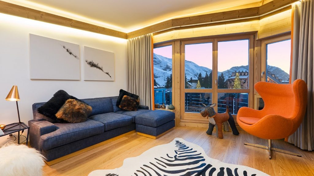 No 2 Penthouse in Avoriaz (1)