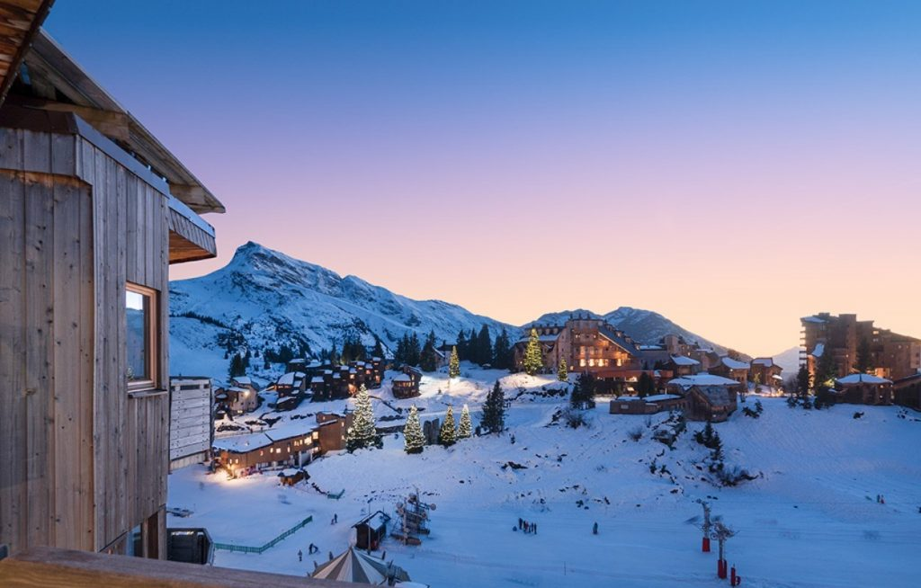 No 2 Penthouse in Avoriaz (3)