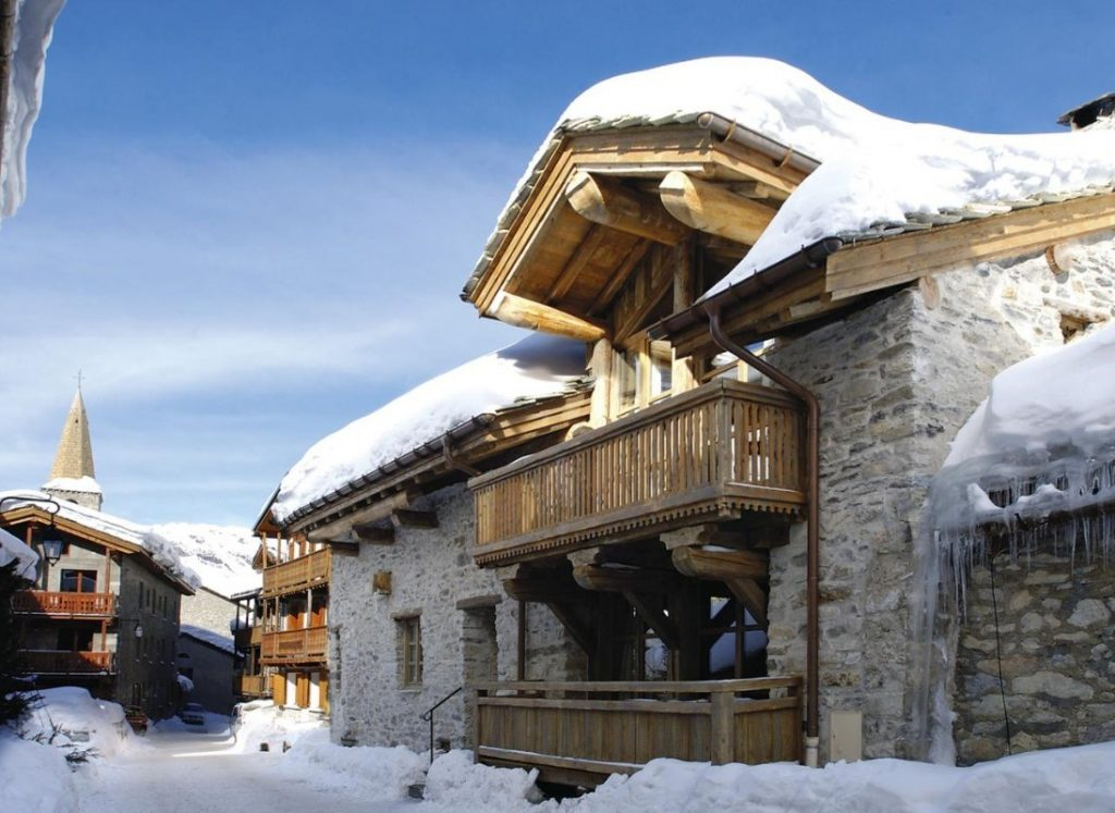 The Farmhouse in Val d'Isere (2)