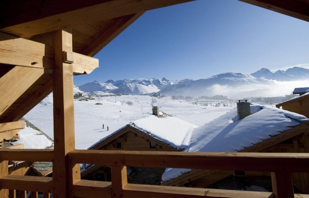 VIP Club Chateau in Alpe d'Huez (2)