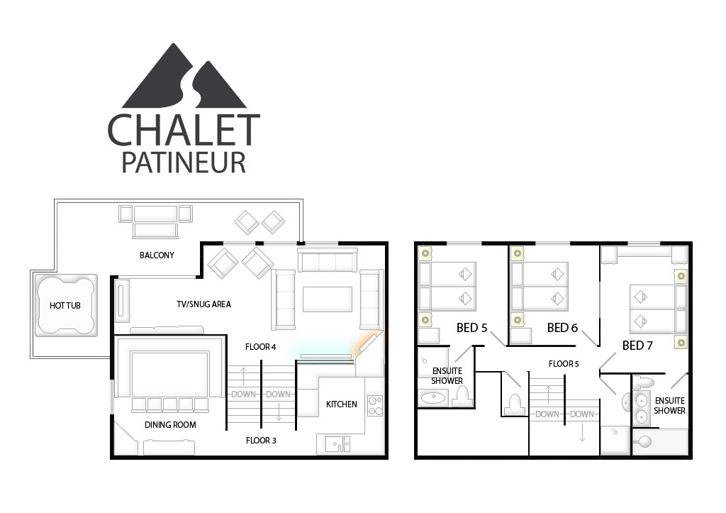 Chalet Patineur in Tignes (12)