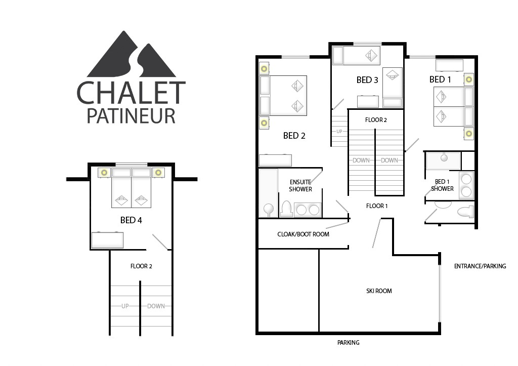 Chalet Patineur in Tignes (13)