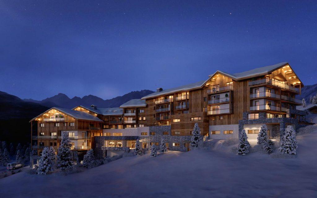 Residence Daria-I Nor in Alpe d'Huez (1)